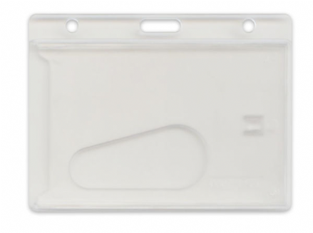 Fellowes Rigid Enclosed ID Name Card Holder
